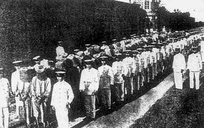 日本早期对华侵略:台湾军民抗日之战(图)