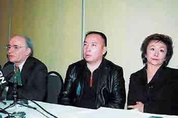公安部门官员称引渡赖昌星目前尚无新进展(图)