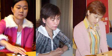 """""""百灵杯""""中国围棋女子新老对抗赛10月开幕"""