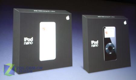 价格出乎预料 苹果nano已经开始预售