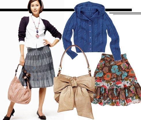 时尚:3法则,职业装年轻化方案