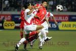 图文:世少赛-中国VS秘鲁 邓龙泉拼抢