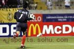 图文:世少赛-中国1-0战胜秘鲁 大雷赛后很兴奋