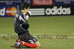 图文:世少赛-中国1-0秘鲁 胜利来得太艰难