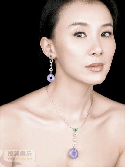 萧蔷天价代言化妆品 展现不老美人素颜魅力