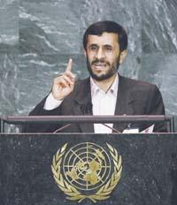 伊朗总统演讲狠批美国 伊核问题扩大化不可避免