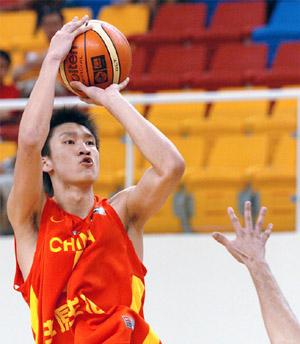 亚洲冠军成为自己起点 中国男篮08后场孙悦SO酷