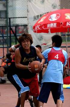 肯德基三对三北京赛区常规赛结束