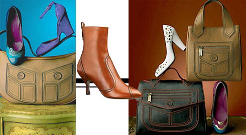 时尚:鞋包登对,入秋购买全计划