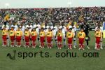 图文:世少赛中国1-1加纳 加纳队首发阵容
