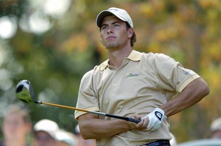 图文:总统杯高尔夫赛
