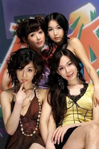 预告:韩国变性女子组合LADY27日17时做客搜狐