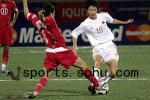 图文:世少赛-中国1-5土耳其 祝一帆中场进攻