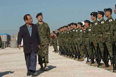 日绝密计划:2008年前中国攻打日本可能性小