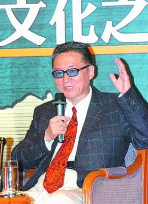 李敖香港总结北京上海之行:别把我看得太小了