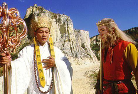 湖南卫视亮出《西游记II》 美猴王出世闹荧屏