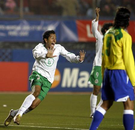 图文:墨西哥夺得世青赛冠军