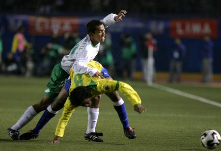 图文:墨西哥队夺得世青赛冠军