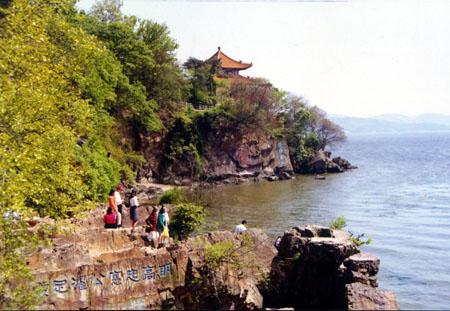 太湖鼋头渚