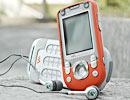 索尼爱立信多模式音乐手机W550精美图赏
