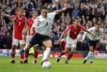 图文:世界杯英格兰VS奥地利 兰帕德点球破门