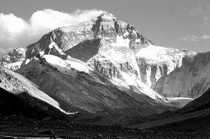 珠峰测量新高为8844.43米(组图)
