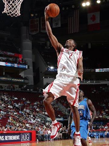 图文:NBA季前赛火箭VS魔术