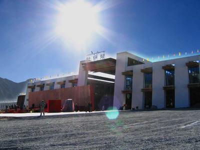 见证青藏铁路:亚洲地区第一条数字化铁路(图)