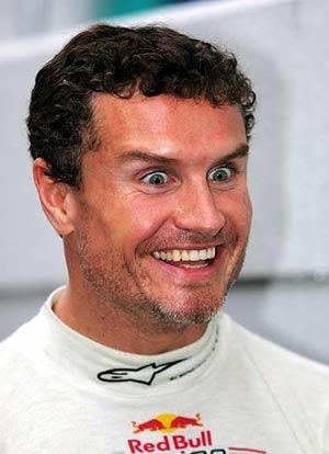 图文:F1中国站排位赛 红牛车手库塔表情搞笑