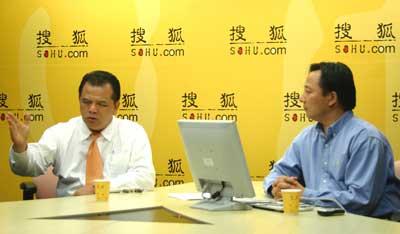 赖世雄和杜子华谈托福考研英语技巧