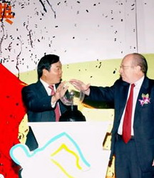 中国网通新一代智能光传送网络在京建成