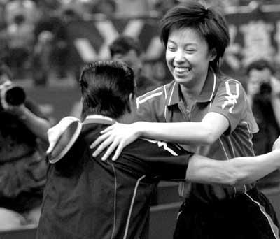 [北京]乒乓球女子单打