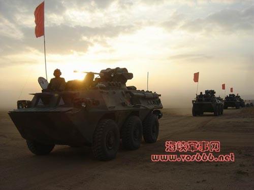 北剑0510S演习开始 我军卫戍部队首次整师参演