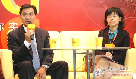 NEC中国副总鲁敢:3G应用和用户体验更成熟
