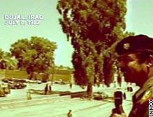 美媒体公布萨达姆遇刺前后在杜贾尔村录像(图)