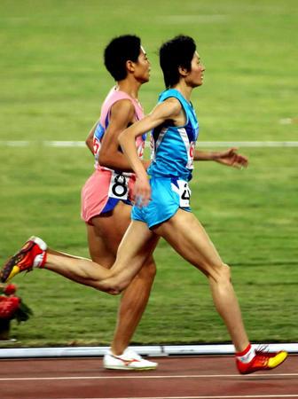 图文:十运女子1500米决赛