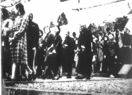 图文 台湾同胞被迫参拜日本神社