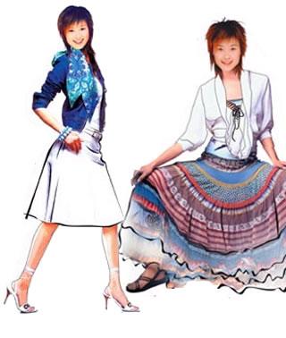 2005超级女生年度总冠军李宇春精美写真集-10