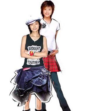 2005超级女生年度总冠军李宇春精美写真集-11