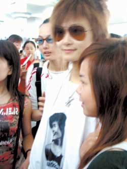 2005超级女生年度总冠军李宇春精美写真集-12