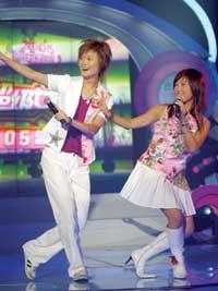 2005超级女生年度总冠军李宇春精美写真集-14