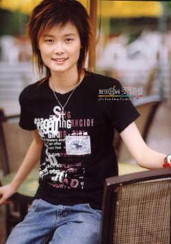 2005超级女生年度总冠军李宇春精美写真集-20