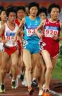 图片:十运田径最后一日 邢慧娜获5000米第一
