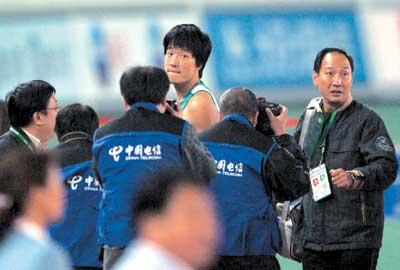 [上海]男子4×100米决赛
