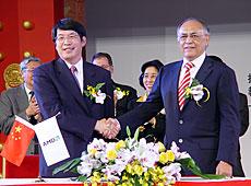 AMD公司与中国科技部正式签署微处理器设计技术授权谅解备忘录