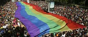 巴西展开同性恋大游行