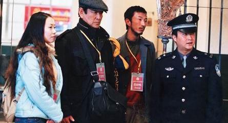 张艺谋电影《千里走单骑》精彩剧照-3