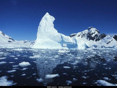 南极风光(组图)