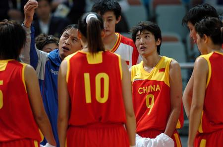 [东亚运动会](5)中国女篮胜韩国