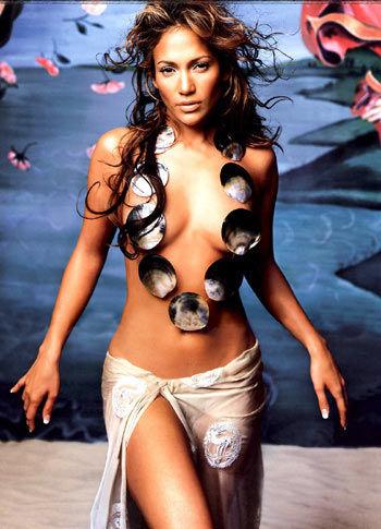 全球十大完美女星裸体 贝瑞艳压群芳(组图)